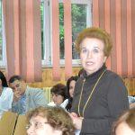 Ana Stoica- director Scoala Postliceala Sanitara  Carol Davila Targoviste