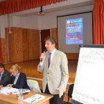 Prof Dr Crin Marcean, Director Scoala Postliceala Sanitara Fundeni