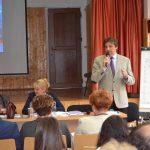 Prof Dr Crin Marcean, Director Scoala Postliceala Sanitara Fundeni 2